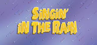 singing in the rain musical
